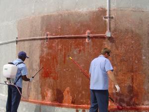 StableCrete - Concrete Sealer Projects