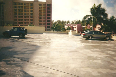 Roof Parking Waterproofing